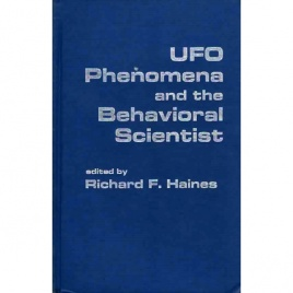 Haines, Richard F. (ed.): UFO phenomena and the behavioral scientist