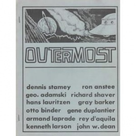 Duplantier, Gene (editor): Outermost