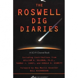 McAvennie, Mike (ed.): The Roswell dig diaries. A SCI Fi Channel book.