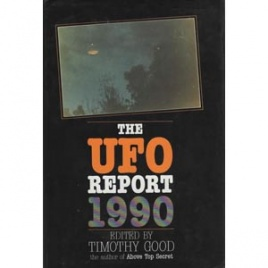 Good, Timothy (ed.): The UFO report 1990 (Sc)