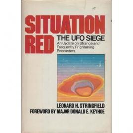 Stringfield, Leonard H.: Situation red. The UFO siege