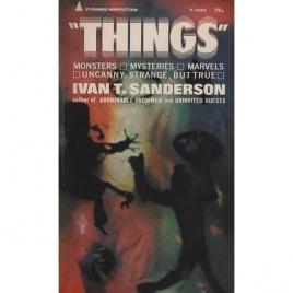 Sanderson, Ivan T.: