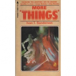 Sanderson, Ivan T.: More