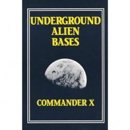 Commander X: Underground alien bases