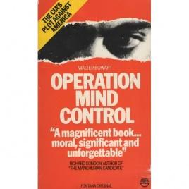 Bowart, Walter: Operation mindcontrol