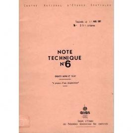 GEPAN: Note technique no. 6. Enquete GEPAN no. 79/07.