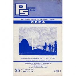 Phénomènes Spatiaux (1973-1977)