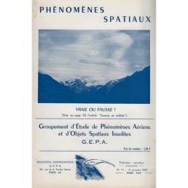 Phénomènes Spatiaux (1967-1969)