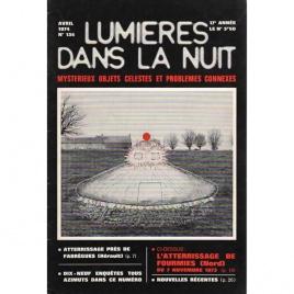 Lumieres dans la nuit (1974-1976)