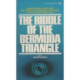 Ebon, Martin (ed.): The Riddle of the Bermuda triangle (Pb)