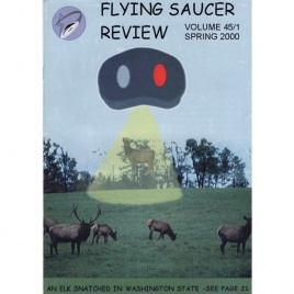 Flying Saucer Review (2000-2001)