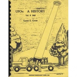 Gross, Loren E.: UFOs: a history. Vol 2: 1949.