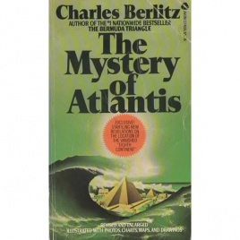 Berlitz, Charles: The Mystery of Atlantis (Pb)