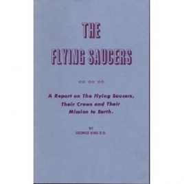 King, George: Flying saucers (booklet)