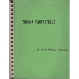 Allen, W. Gordon: Enigma fantastique