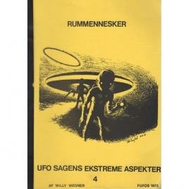 Wegner, Willy: Rummennesker. UFO sagens ekstreme aspekter 4
