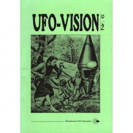 Möller Hansen, Kim (ed.): UFO vision Nr 6
