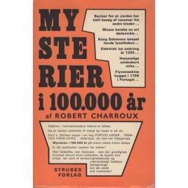 Charroux, Robert: Mysterier i 100 000 år