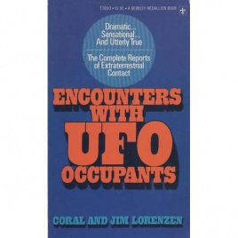 Lorenzen, Coral & Jim: Encounters with UFO occupants(Pb)