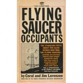 Lorenzen, Coral & Jim: Flying saucer occupants (Pb)