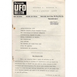 Merseyside UFO Bulletin (1968-1973)