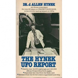 Hynek, J. Allen: The Hynek UFO report