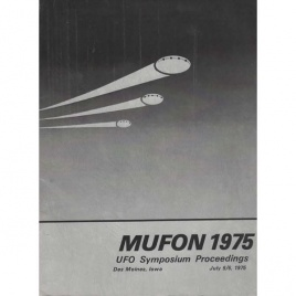 Mutual UFO Network (MUFON): 1975 UFO symposium proceedings