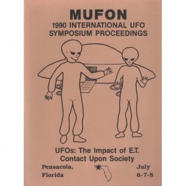 Mutual UFO Network (MUFON): 1990 international UFO symposium proceedings