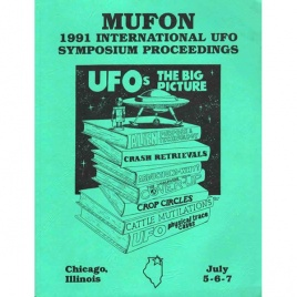 Mutual UFO Network (MUFON): 1991 international UFO symposium proceedings