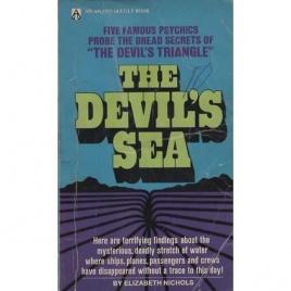 Nichols, Elizabeth: The Devil's sea