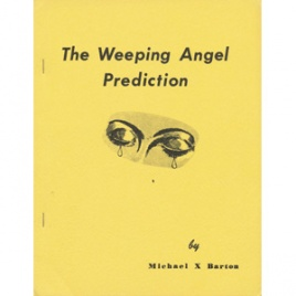 Barton, Michael X.: The Weeping angel prediction