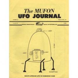 MUFON UFO Journal (1979-1981)