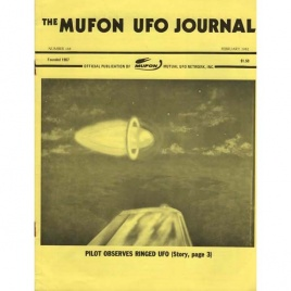 MUFON UFO Journal (1982-1985)