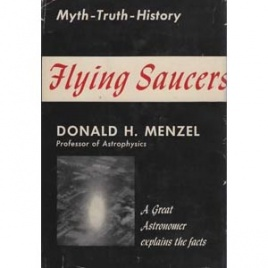 Menzel, Donald H.: Flying saucers