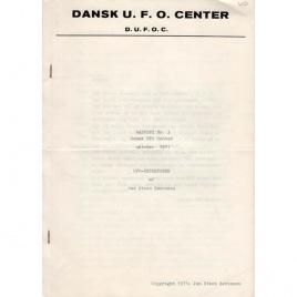 Sörensen, Jan Steen: UFO-detektorer. (Rapport nr 3, Dansk UFO Center)