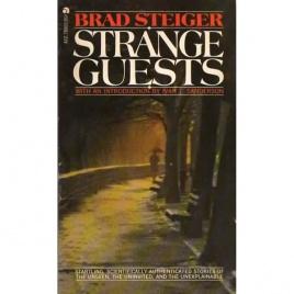Steiger, Brad [Eugene E. Olson]: Strange guests (Pb)