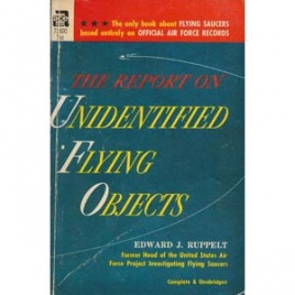 Ruppelt, Edward J.: The report on unidentified flying objects (Pb)