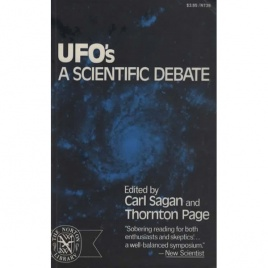 Sagan, Carl & Thornton Page (editors): UFO's - a scientific debate
