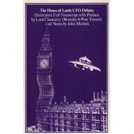 The House of Lords UFO debate. Illustrated full transcript.