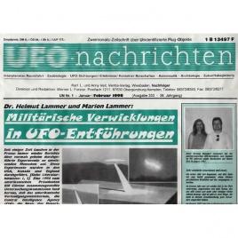 UFO-Nachrichten, new series (1996-2001)