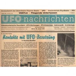 UFO-Nachrichten (1970-1972)
