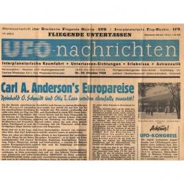 UFO-Nachrichten (1960-1963)