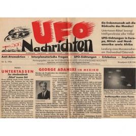 UFO-Nachrichten (1956-1959)