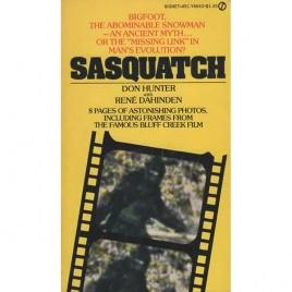 Hunter, Don & Dahinden, René: Sasquatch