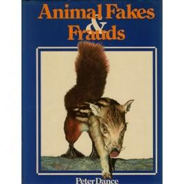Dance, Peter: Animal fakes & frauds