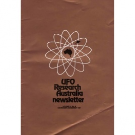 UFO Research Australia Newsletter (1981-1989)