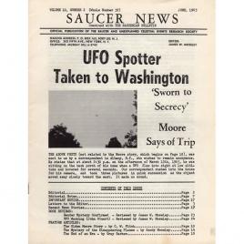 Saucer News (1961-1964)