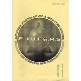 European Journal of UFO & Abduction Studies (1999-2001)