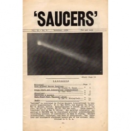 Saucers (Max Miller) (1954-1960)