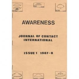 Awareness (1987-1990)